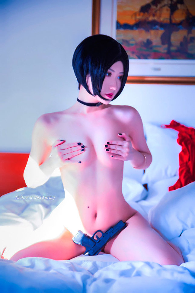 Cosplay: Ada Wong (Resident Evil 2 Remake) by MissWarmJ (18+)
