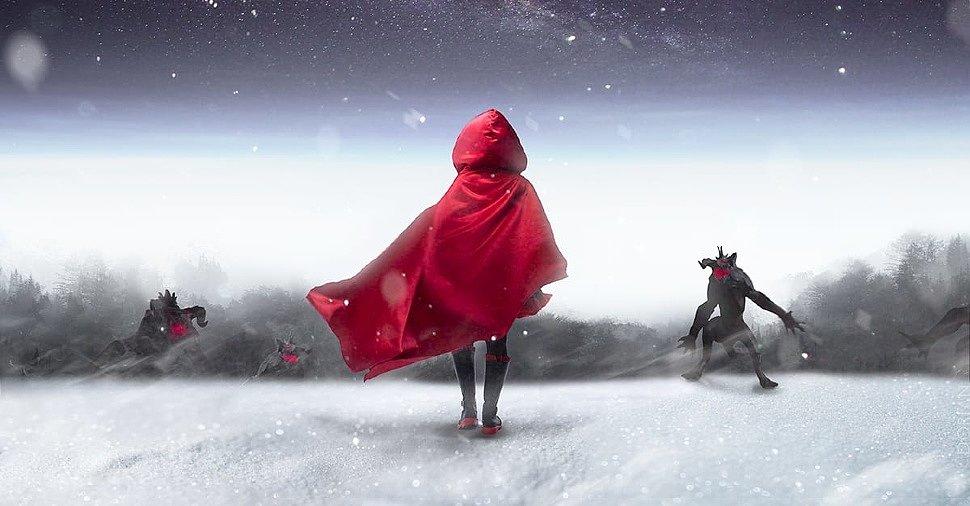 Russian Cosplay: Ruby Rose (RWBY)