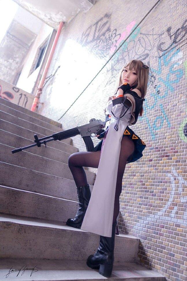 Cosplay: K2 (Girls Frontline) by Fantasy Factory