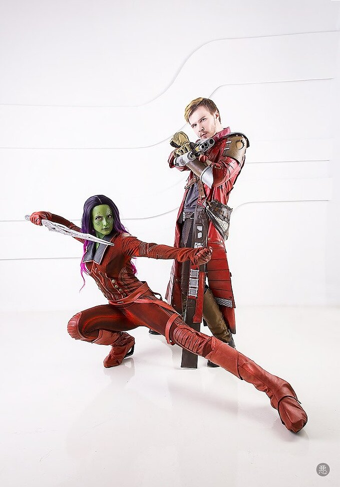 [Cosplay] Guardians of the Galaxy