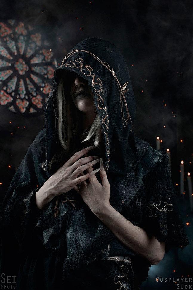 Russian Cosplay: Lorian, Lothric (Dark Souls 3)