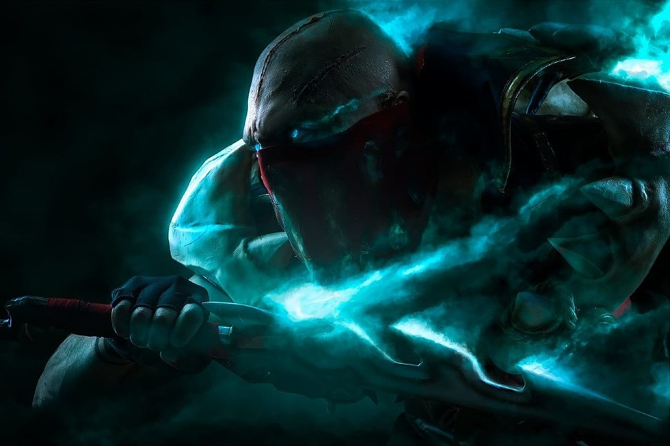Russian Cosplay: Pyke (League of Legends)