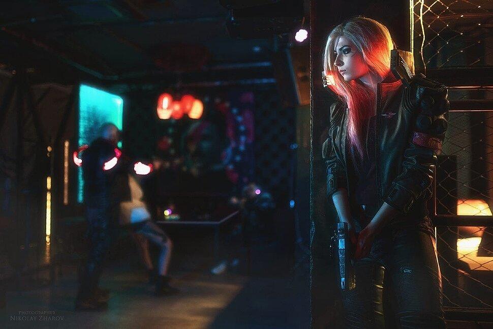 Russian Cosplay: Royce (Cyberpunk 2077) by Aleksandr Kuzmenkov