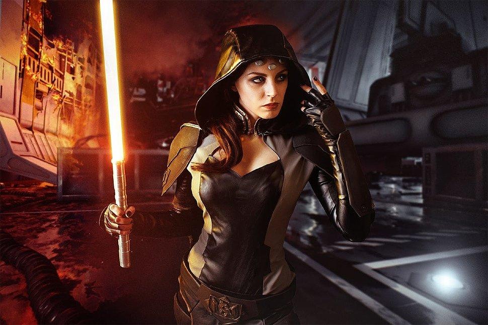 Russian Cosplay: Vaylin (Star Wars: The Old Republic)