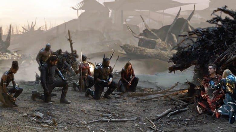Сцены «Мстители: Финал», которые вы не увидели