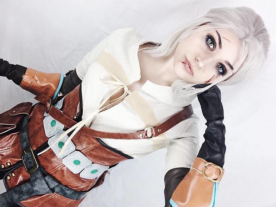 Cosplay: Ciri (The Witcher) by ricare