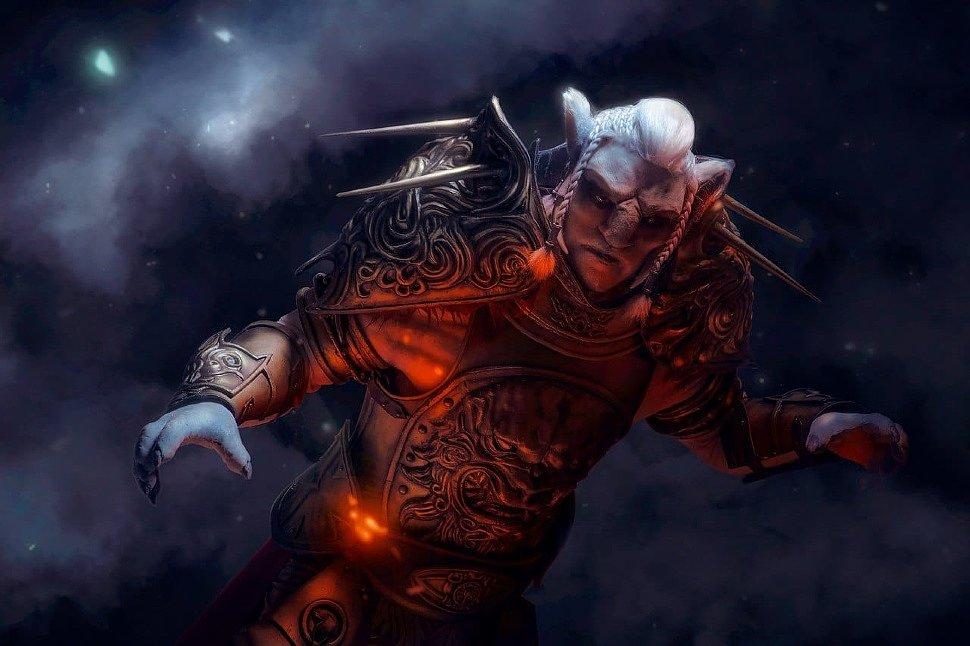 Russian Cosplay: Pantera Berserker (Bless Online)