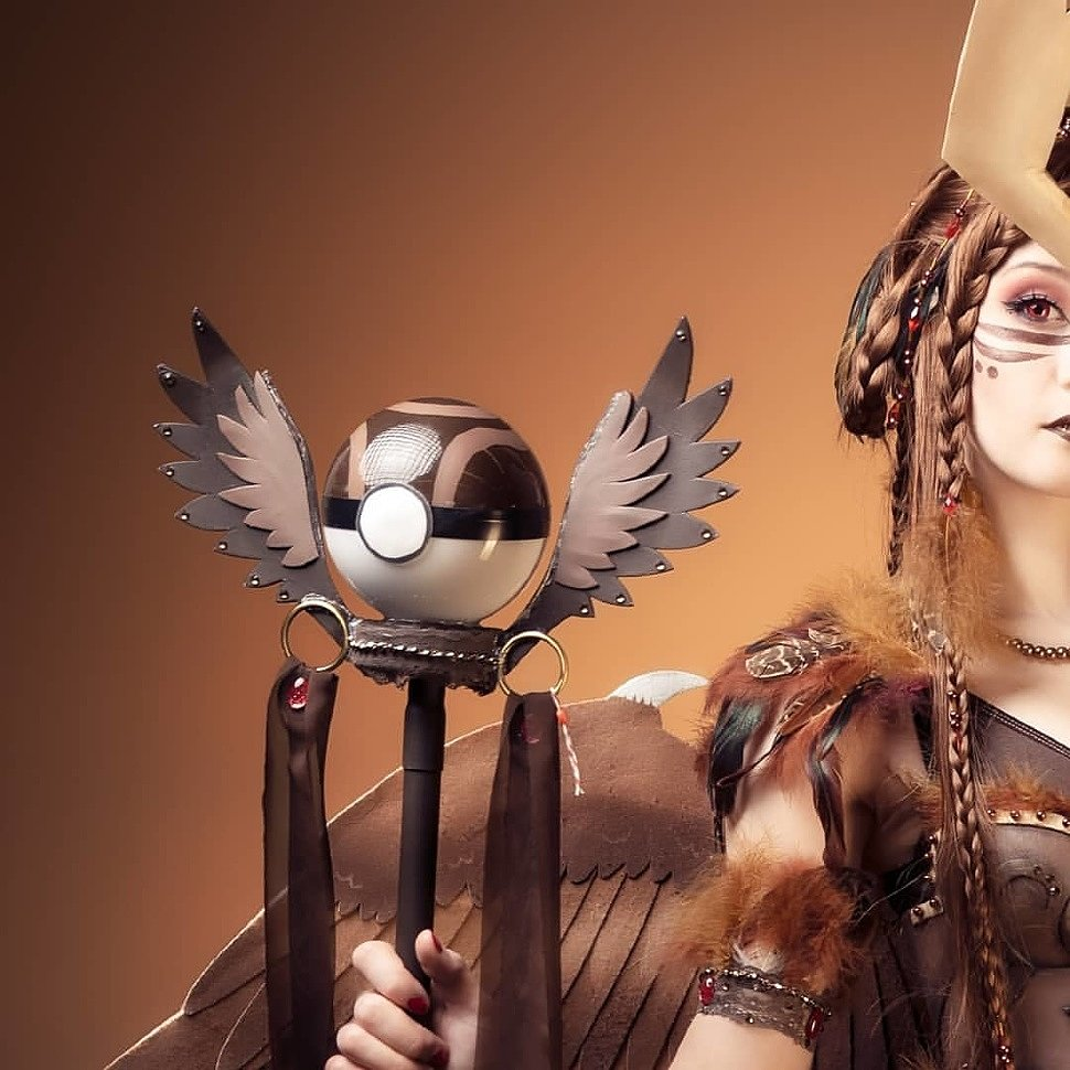 Cosplay: Noctowl (Pokemon) by timbercosplay