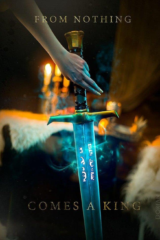 Russian Cosplay: Fem! Arthur & Fem! Vortigern (King Arthur: Legend of the Sword)