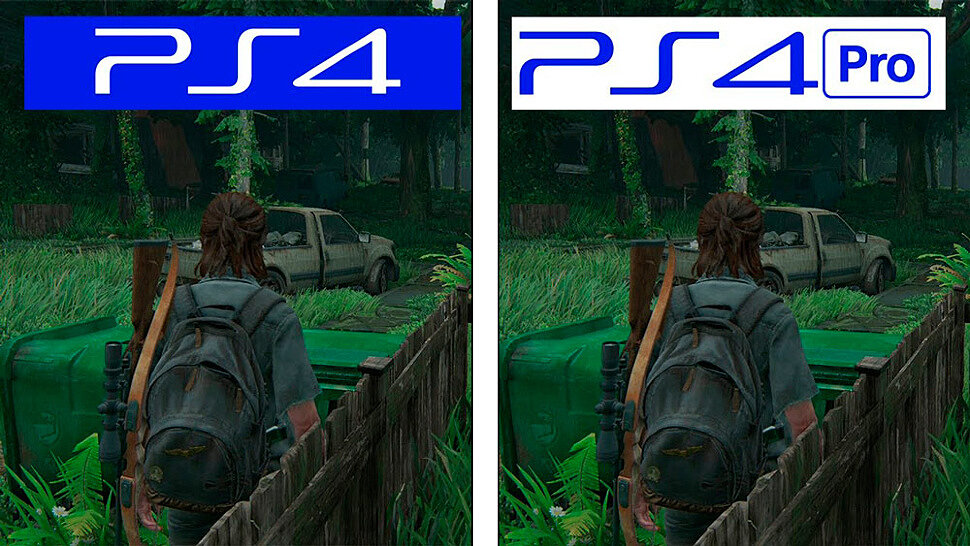 [Fun Video] Сравнение графики The Last of Us 2 (PS4 vs PS4 Pro)