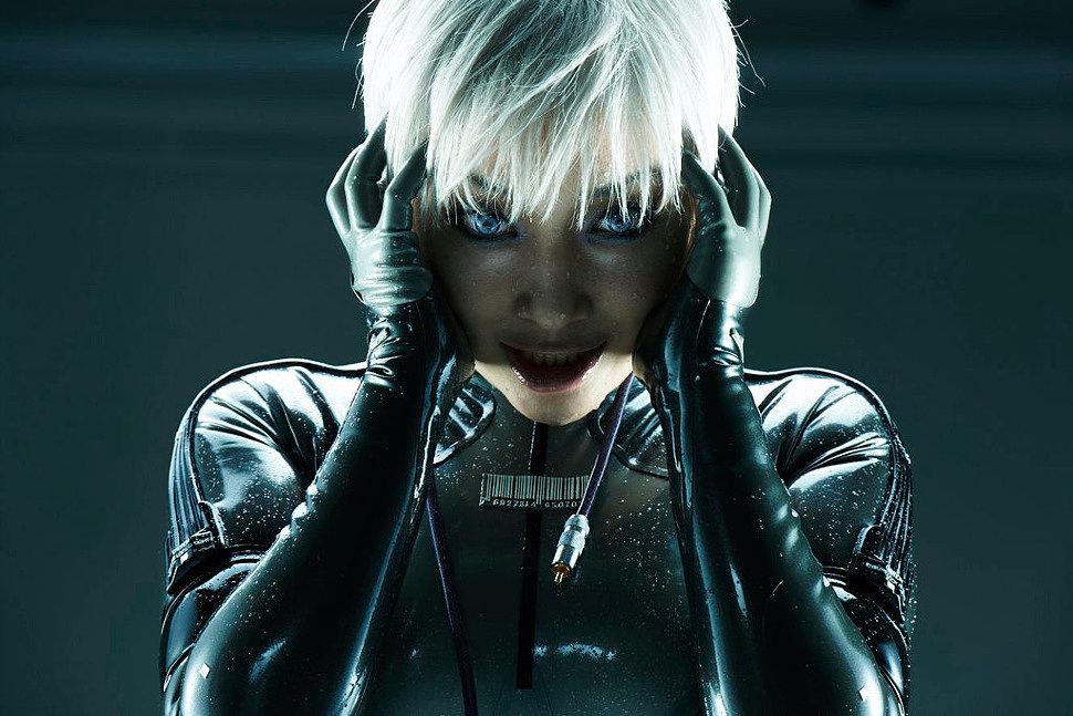 Cosplay: Laughing Octopus (Metal Gear Solid 4) by Akiomi