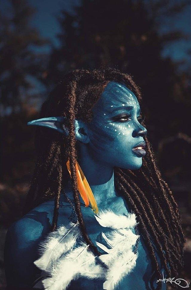 Cosplay: Neytiri (Avatar) by Ashe