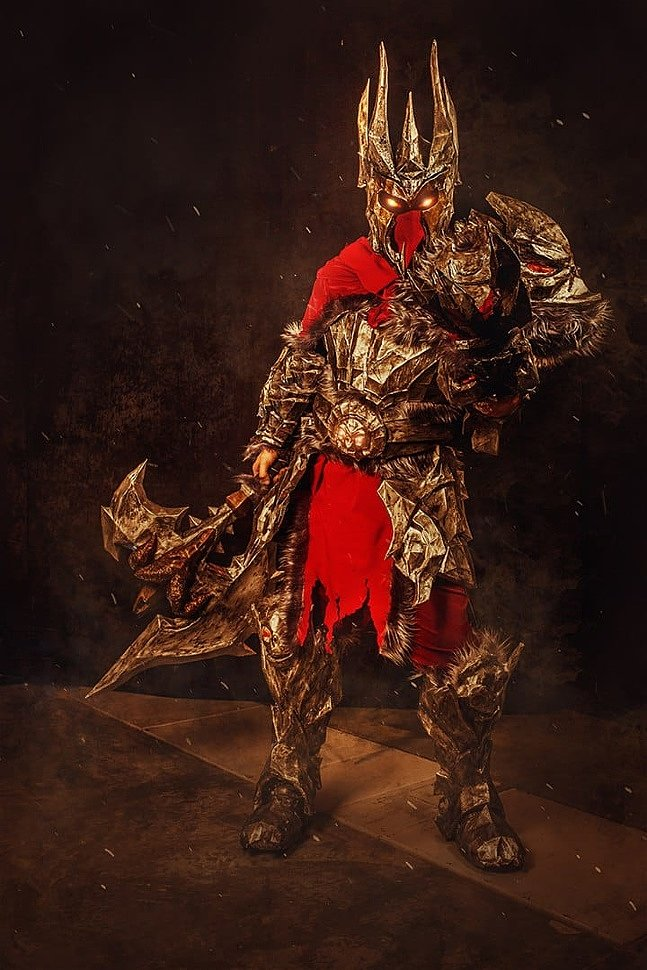 Russian Cosplay: Overlord