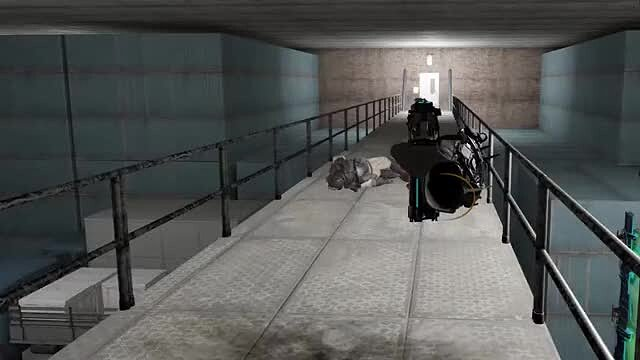 [Fun Gif] I can't believe you've done this (Half-Life: Alyx)