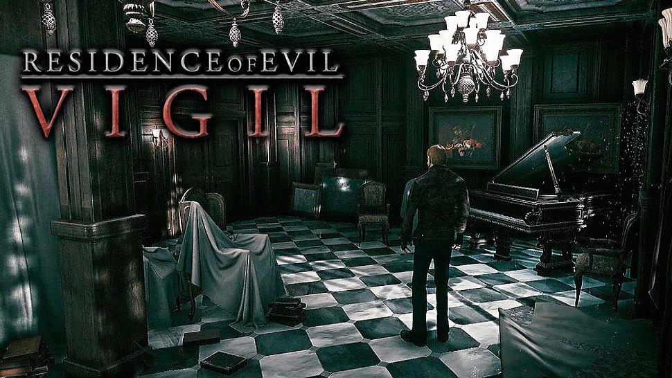 [Fun Video] RESIDENCE of EVIL: VIGIL