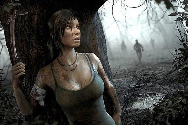 [Fun Video] Nice physics (Tomb Raider)