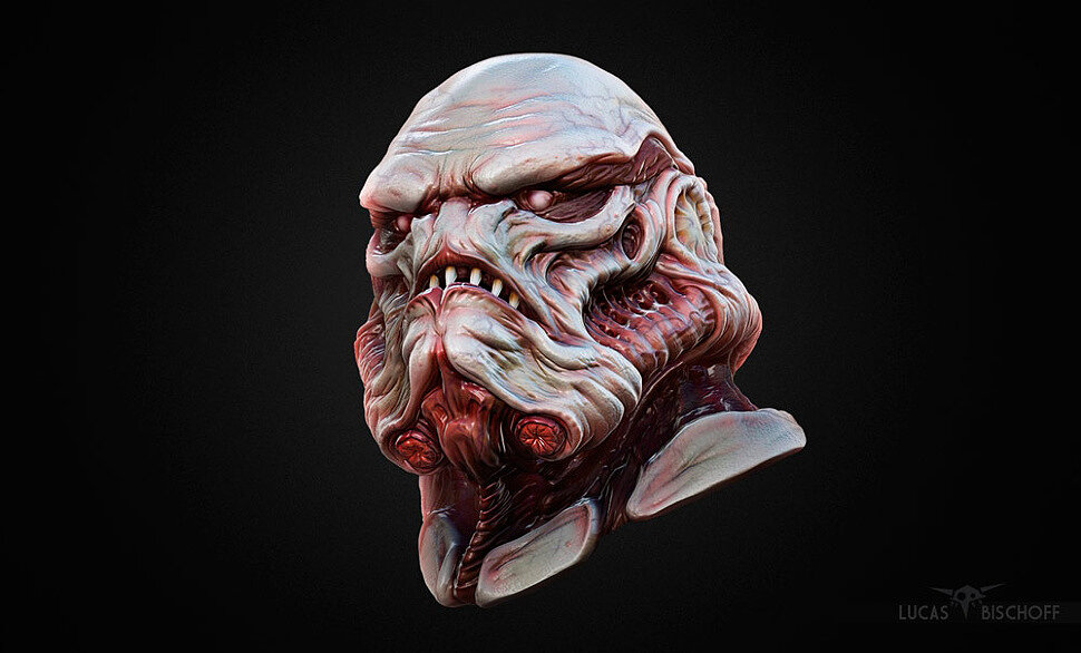 [Art] Star Wars by Lucas Bischoff