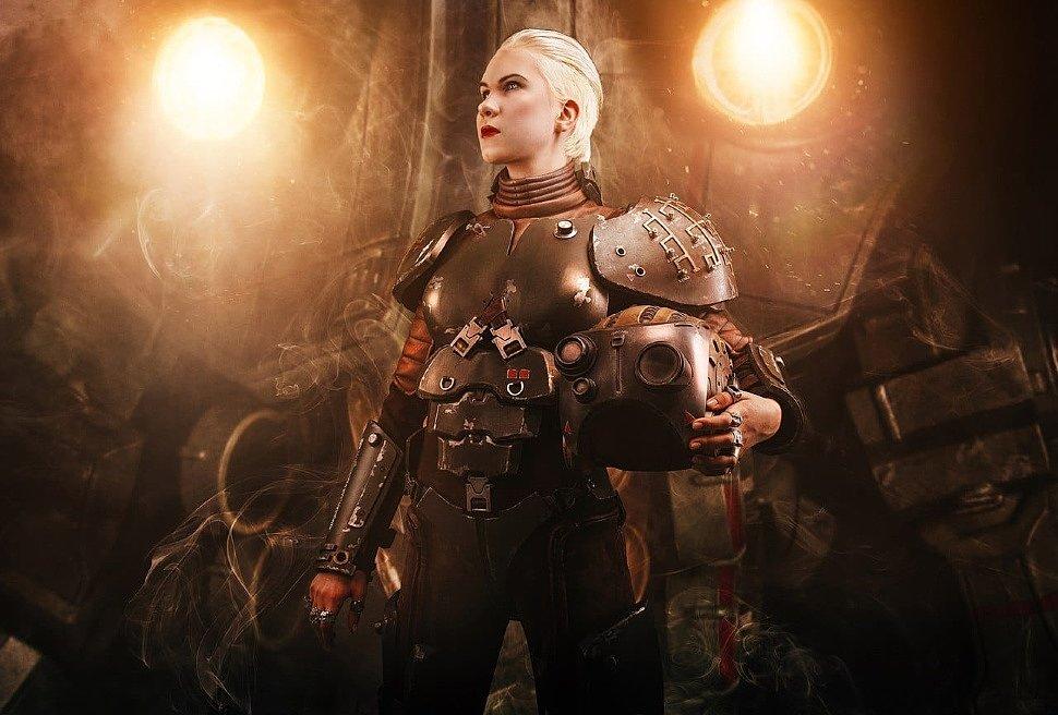 Russian Cosplay: Sasha Kaidonovsky (Pacific Rim)