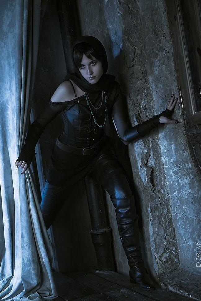 Russian Cosplay: Erin (Thief)