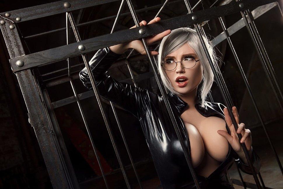 Russian Cosplay: Meiko Shiraki (Prison School) by Lunaritie