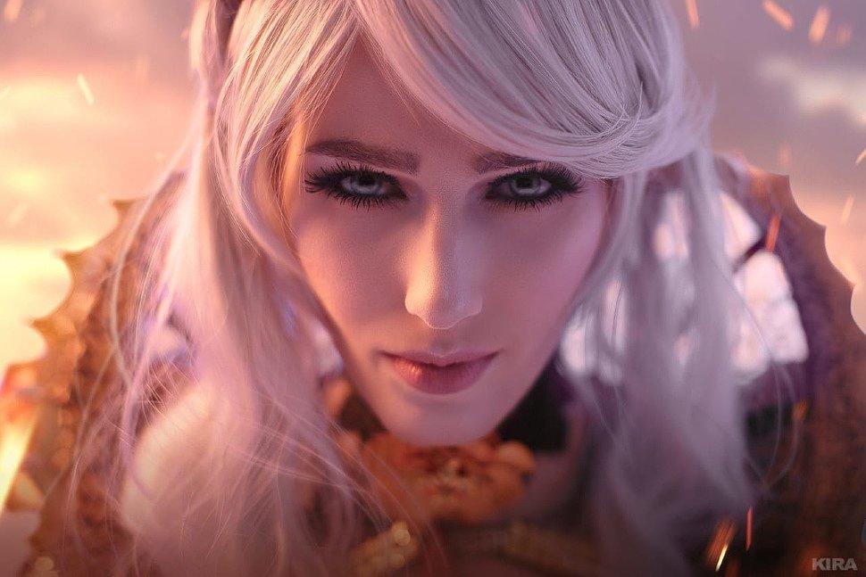 Russian Cosplay: Castanic (TERA) by Lana