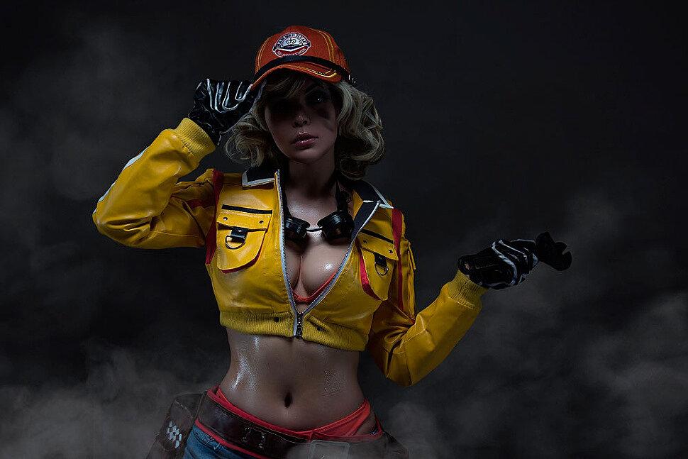 Russian Cosplay: Cindy Aurum (Final Fantasy XV) by Asami Gate