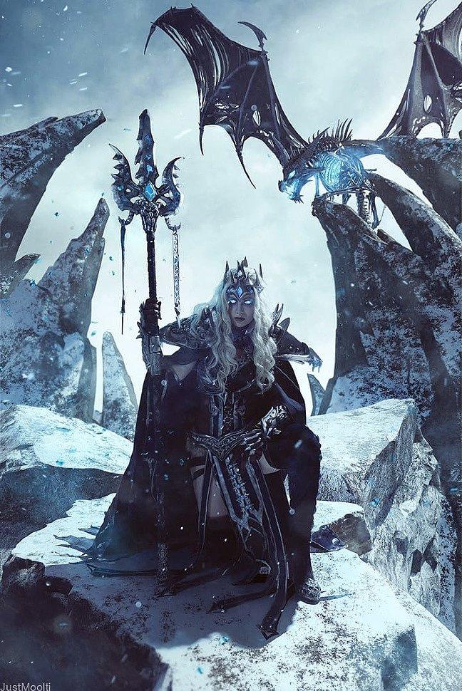 Cosplay: Calia Menethil (World of Warcraft)