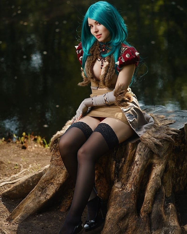 Russian Cosplay: Shadow Chaser (Ragnarok) by Aris (18+)