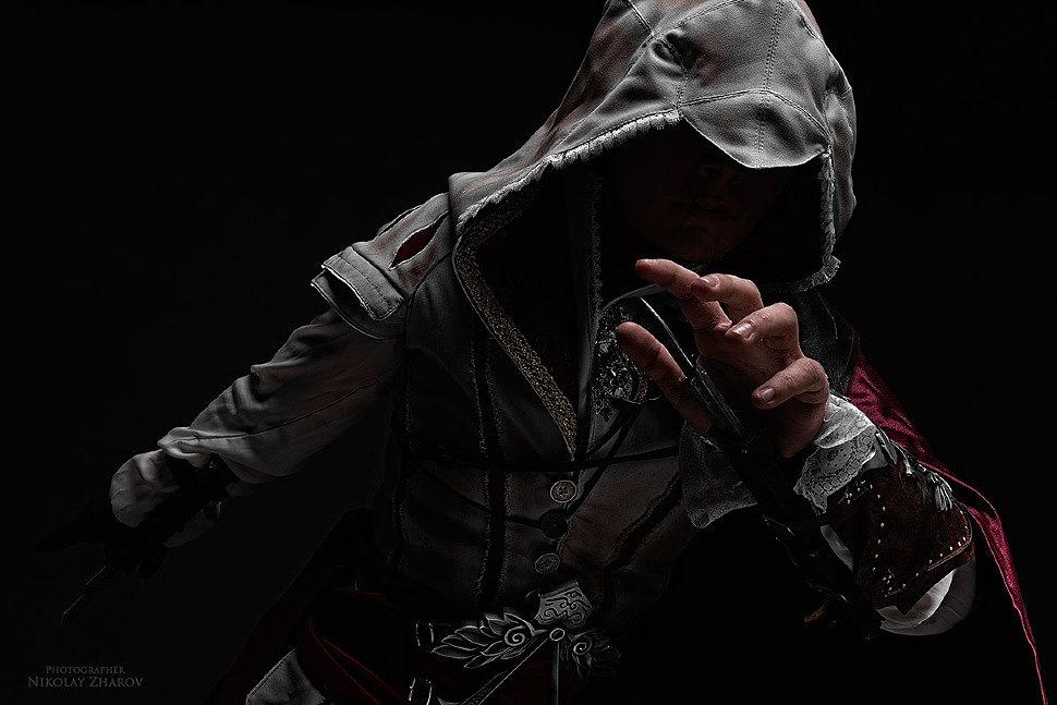 Russian Cosplay: Ezio (Assassin's Creed)