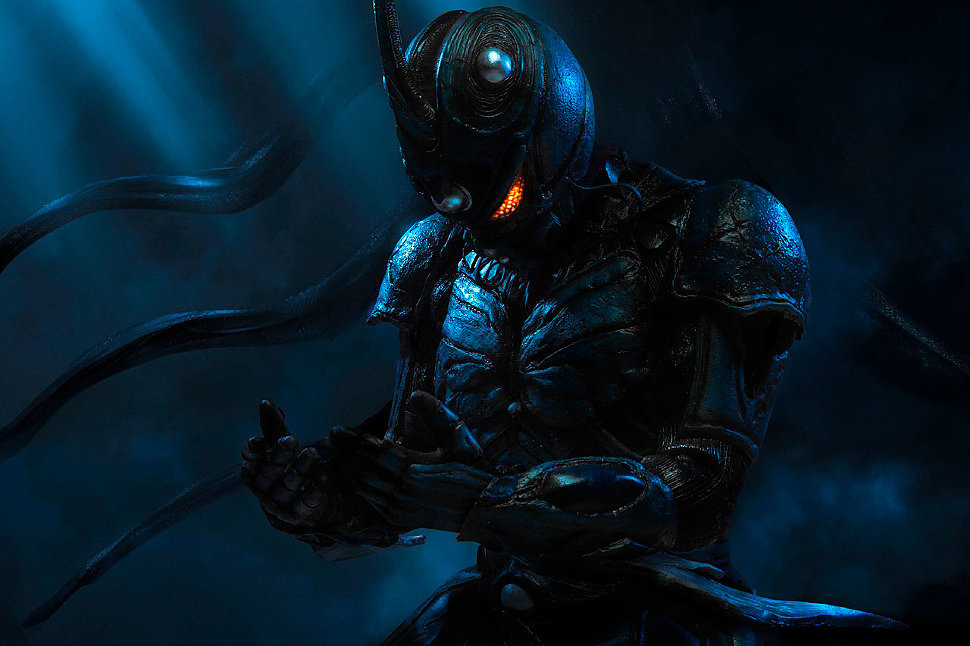Russian Cosplay: Guyver: The Bioboosted Armor