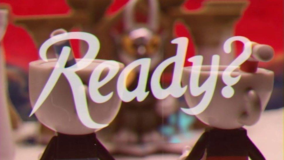 [Fun Video] Cuphead: Chaotic Casino (Cuphead Stop-Motion Animation)