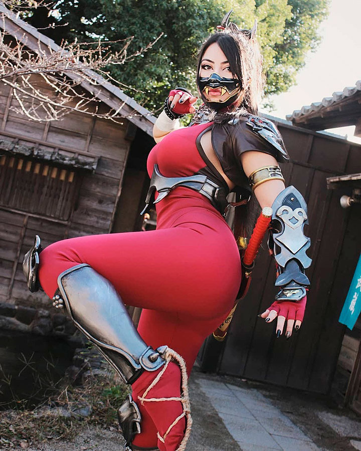 Cosplay: Taki (Soulcalibur 6) by Danielle Vedovelli
