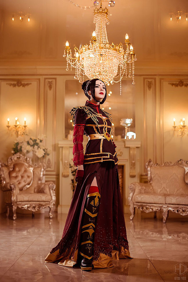 Russian Cosplay: Avatar: The Legend of Aang