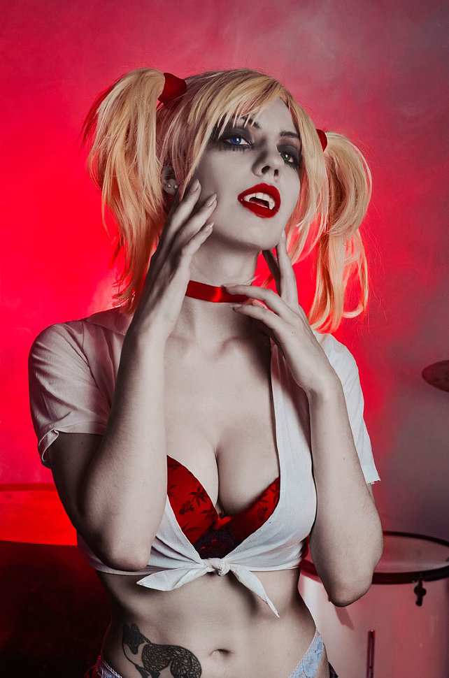 Russian Cosplay: Jeanette (Vampire: The Masquerade – Bloodlines)