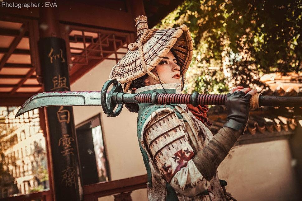 honor cosplay For nobushi