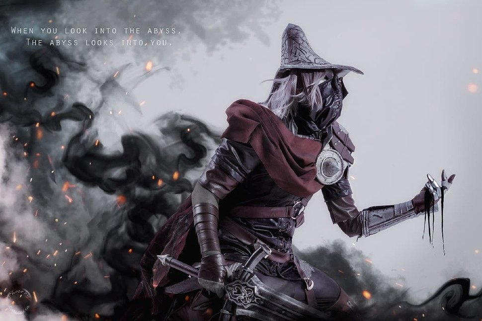Russian Cosplay: Abyss Watchers (Dark Souls III)