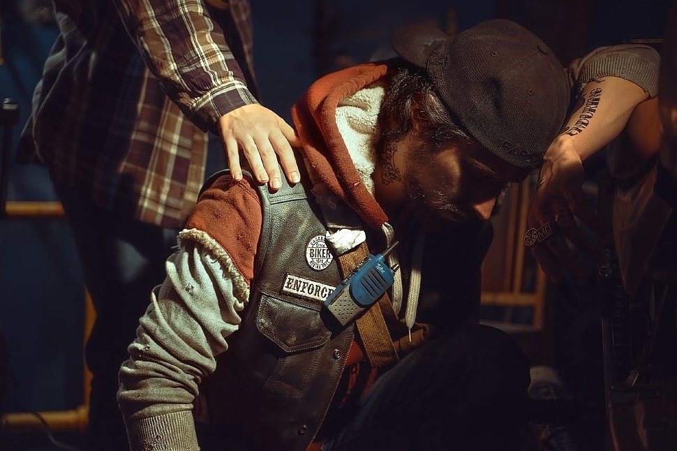Russian Cosplay: Deacon (Days Gone)
