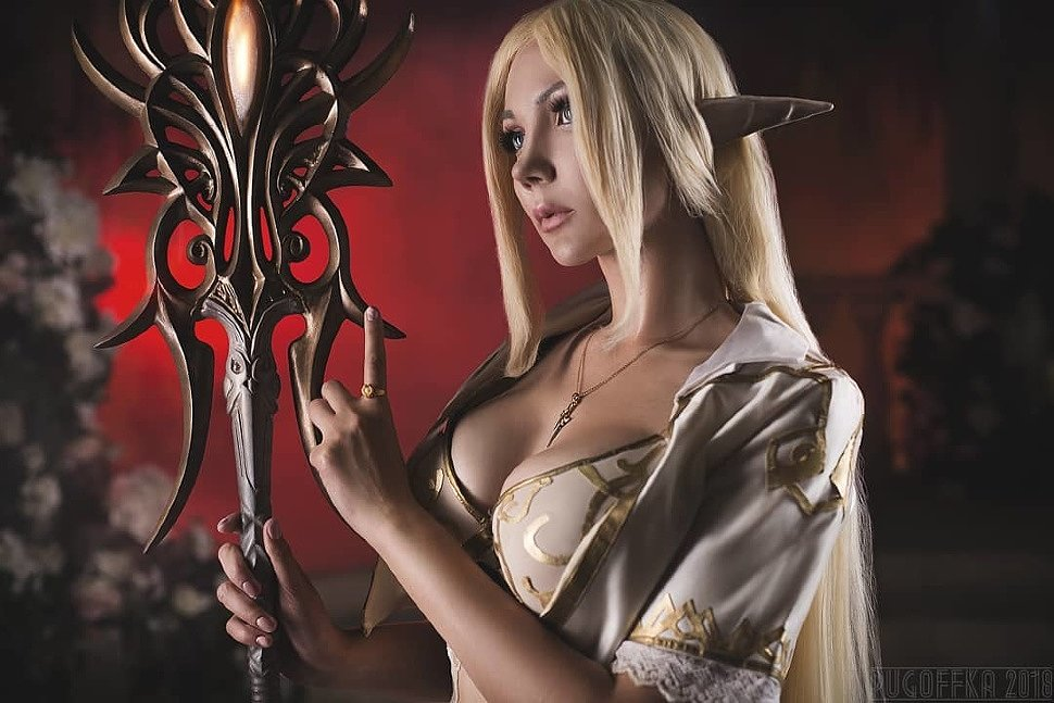 Russian Cosplay: Lineage 2