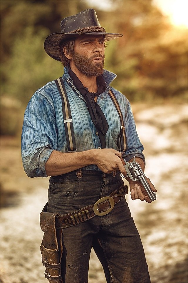 Cosplay: Arthur Morgan (Red Dead Redemption 2) by Maul