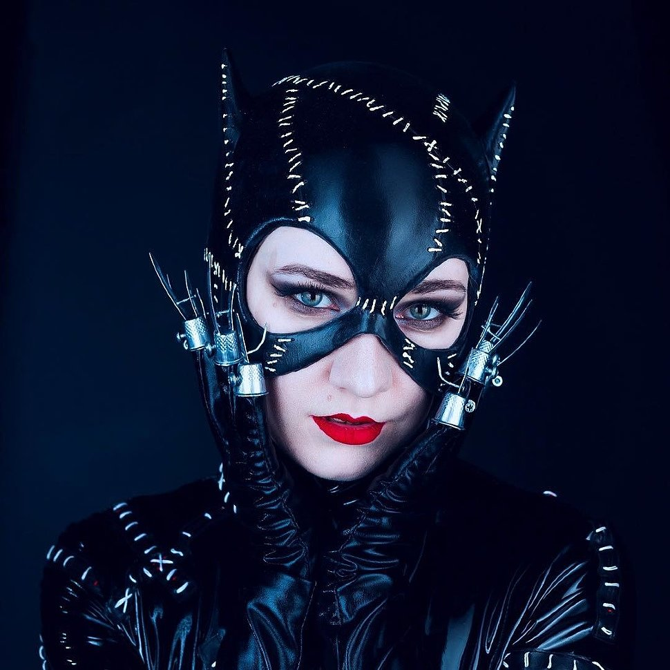 Russian Cosplay: Catwoman (DC Comics) by saint.elena