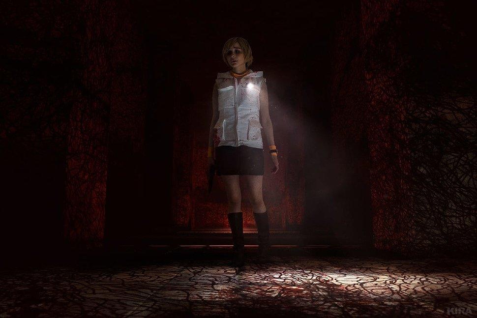 Russian Cosplay: Heather Mason (Silent Hill 3) by Polina Shlyachina