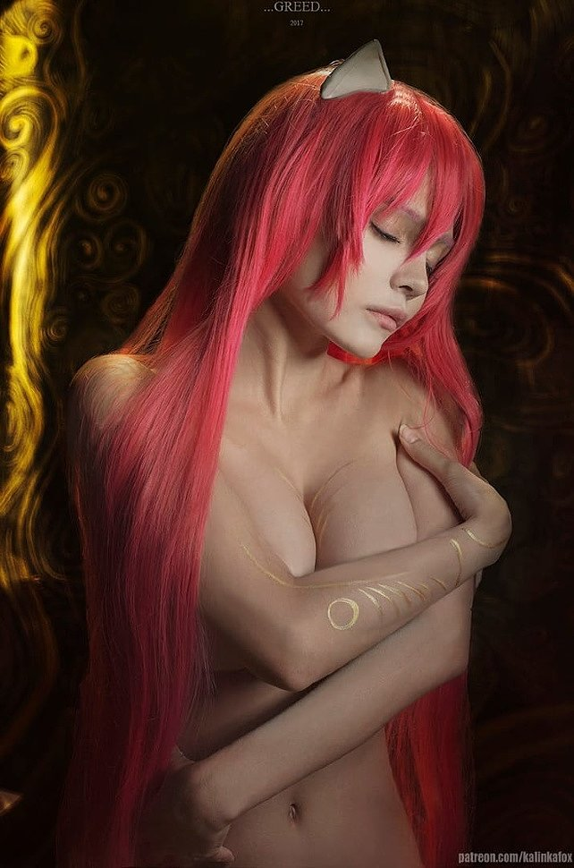 Russian Cosplay: Lucy (Elfen Lied)