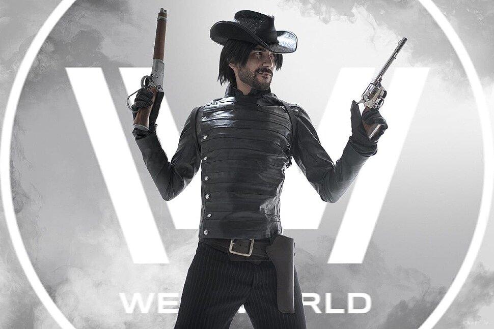 Russian Cosplay: Hector & Armistice (Westworld) by Alvarez & Marta Rey