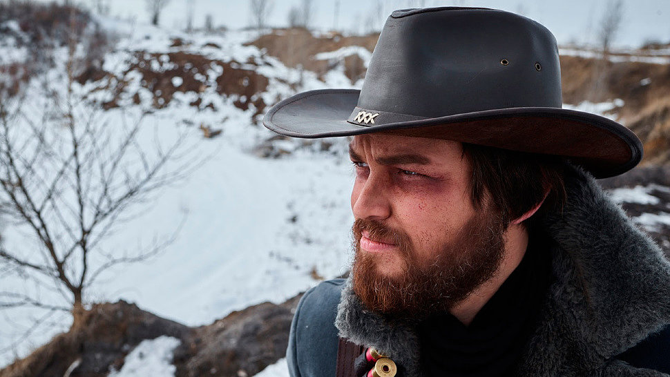 Russian Cosplay: Arthur Morgan (Red Dead Redemption 2)