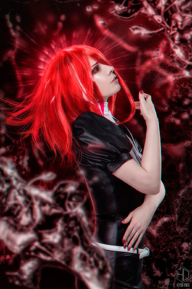 Russian Cosplay: Cinnabar (Houseki no Kuni)