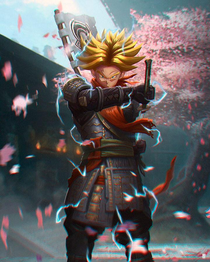 [Art] Dragon Ball by Jackson Caspersz