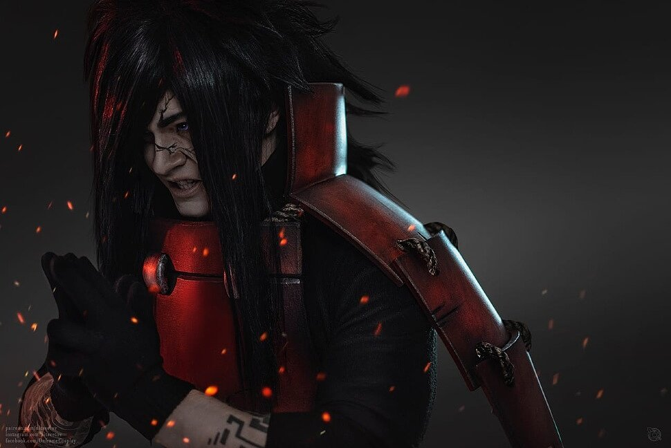 Russian Cosplay: Madara (Naruto) by Onframe