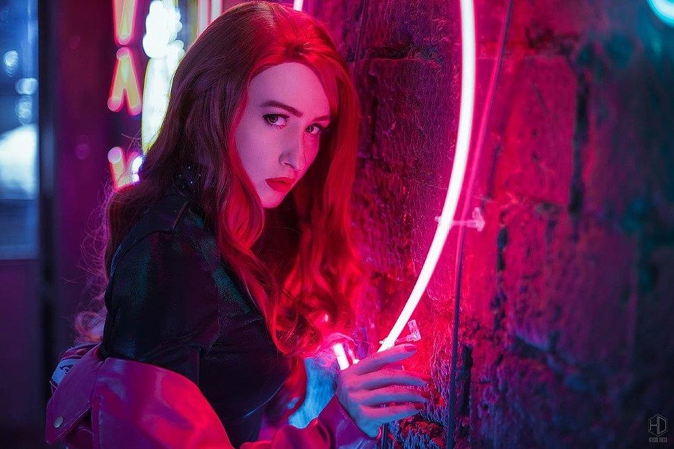 Russian Cosplay: Cheryl Blossom (Riverdale)