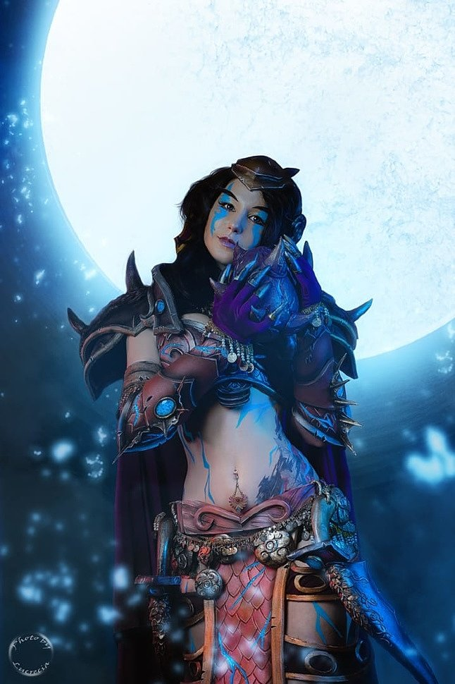 Russian Cosplay: Drake of the East Wind (World of Warcraft)