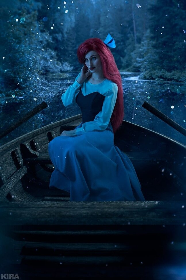 [Cosplay] Ariel (The Little Mermaid) by Claire Sea